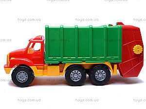 Машина мусоровоз, 0497cp0030401032, toys