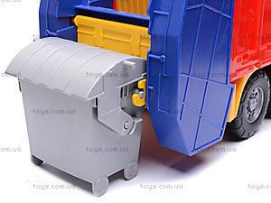 Машина-мусоровоз, 0633cp0031401032, фото