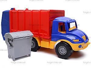 Машина-мусоровоз, 0633cp0031401032, отзывы