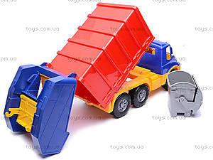 Машина-мусоровоз, 0633cp0031401032, игрушки