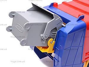 Машина-мусоровоз, 0633cp0031401032, детские игрушки