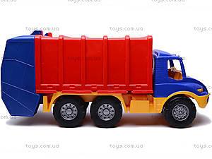 Машина-мусоровоз, 0633cp0031401032, магазин игрушек