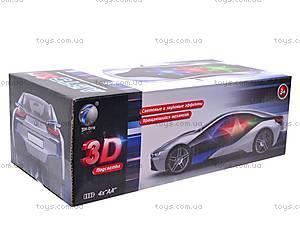 Машина музыкальная «3D», JH-962, отзывы