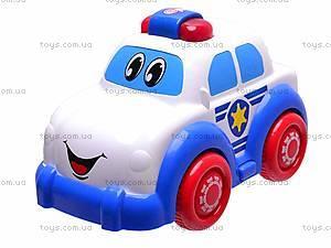 Машина музыкальная «Полиция», 11015