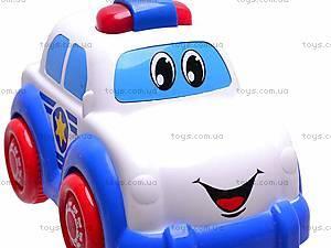 Машина музыкальная «Полиция», 11015, купить