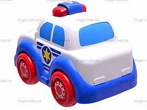 Машина музыкальная «Полиция», 11015, фото