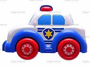 Машина музыкальная «Полиция», 11015, отзывы