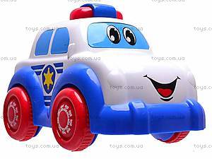 Машина музыкальная «Полиция», 11015, цена