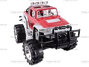 Машина на радиоуправлении «Джип», 678-5, игрушки