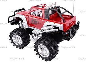 Машина на радиоуправлении «Джип», 678-5, детские игрушки