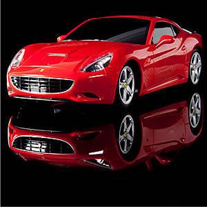 Машина на радиоуправлении Ferrari California, XQRC18-6AA, купить