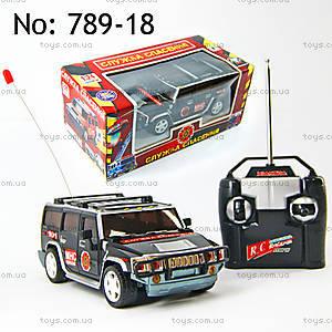 Машина на радиоуправлении Hummer , 789-18