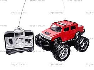 Машина на радиоуправлении «Хаммер», 3699-ST4, детские игрушки