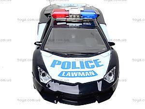 Машина на радиоуправлении «Ламборджини Полиция», 800C-5, фото