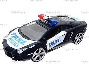 Машина на радиоуправлении «Ламборджини Полиция», 800C-5, игрушки