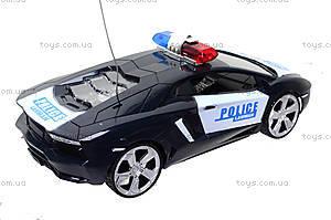 Машина на радиоуправлении «Ламборджини Полиция», 800C-5, детские игрушки