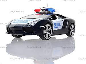 Машина на радиоуправлении «Ламборджини Полиция», 800C-5, магазин игрушек