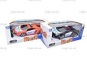 Машина на радиоуправлении «Ламборджини Полиция», 800C-5, toys.com.ua