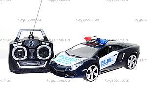 Машина на радиоуправлении «Ламборджини Полиция», 800C-5, toys
