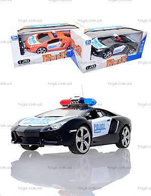 Машина на радиоуправлении «Ламборджини Полиция», 800C-5