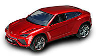 Машина на радиоуправлении Lamborghini Urus, XQRC16-10AA