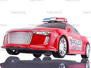 Машина на радиоуправлении «Полиция», FF001, отзывы