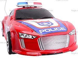 Машина на радиоуправлении «Полиция», FF001, детские игрушки