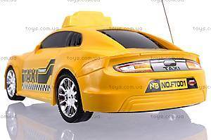 Машина на радиоуправлении «Такси», FT001, отзывы