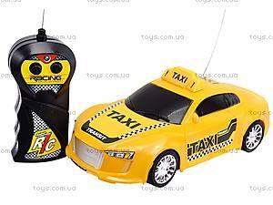 Машина на радиоуправлении «Такси», FT001, toys.com.ua