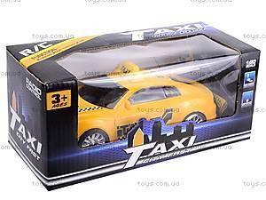 Машина на радиоуправлении «Такси», FT001