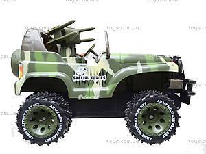 Машина на радиоуправлении «Военный джип», 3008, фото
