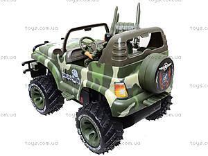 Машина на радиоуправлении «Военный джип», 3008, отзывы