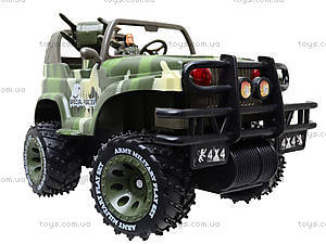 Машина на радиоуправлении «Военный джип», 3008, цена