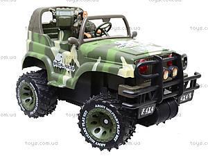 Машина на радиоуправлении «Военный джип», 3008, игрушки
