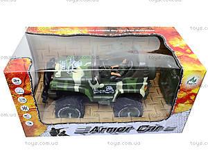 Машина на радиоуправлении «Военный джип», 3008, іграшки