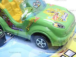 Машина на управлении «Спанч Боб», 605, купить