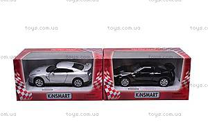 Машина Nissan GT-R R35 2009, KT5340W, отзывы