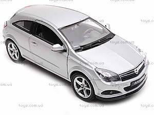 Машина Opel Astra GTC 2005, 22469W, магазин игрушек