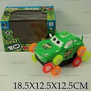 Машина-перевертыш «Бен 10», 9902