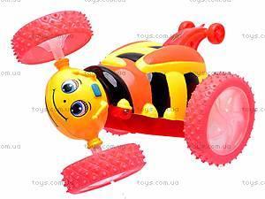 Машина-перевертыш «Пчела», на управлении, 6622, детские игрушки