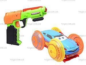 Машина-перевертыш с пистолетом, 678-328, купить