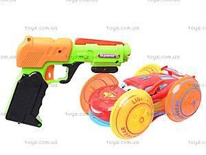 Машина-перевертыш с пистолетом, 678-328, фото