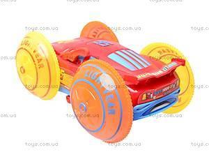 Машина-перевертыш с пистолетом, 678-328, игрушки