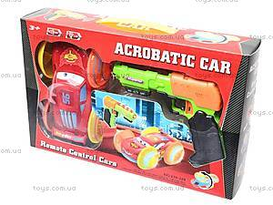 Машина-перевертыш с пистолетом, 678-328