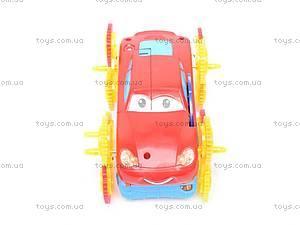 Машина - перевертыш «Тачки», 368-1, игрушки