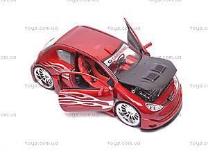 Машина Peugeot 206 Tuning, 22486W, фото