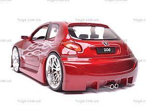 Машина Peugeot 206 Tuning, 22486W, отзывы