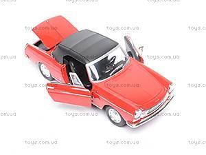 Машина Peugeot 404 Cabriolet (Soft Top), 22494H-W, отзывы