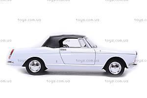 Машина Peugeot 404 Cabriolet (Soft Top), 22494H-W, toys.com.ua