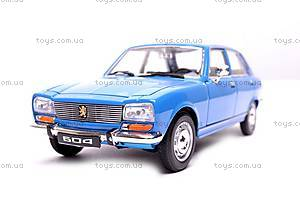 Машина  Peugeot 504 1975, 24001W